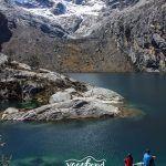 Churup lake, Кордилера Бланка, Перу