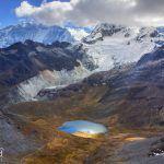 връх Уаскаран, 6 768 m, най-високият връх на Перуанските Анди