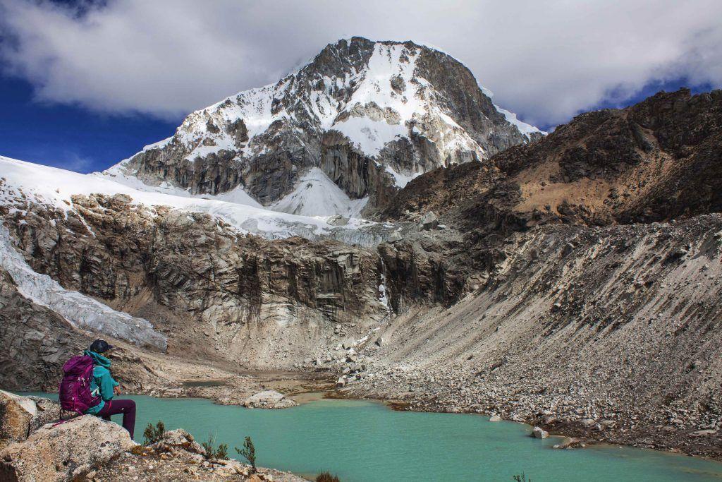 връх Ранарапалка, 6 162 m, Перу